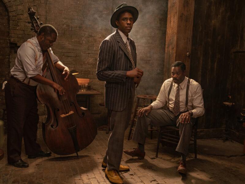 Netflix Releases Trailer for Chadwick Boseman's Posthumous Release 'Ma Rainey's Black Bottom'
