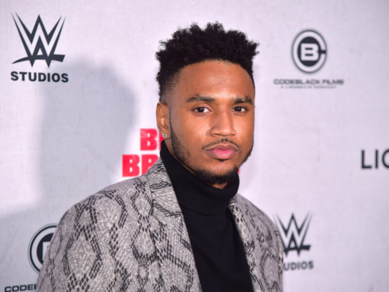 Trey Songz Announces He Tested Positive for COVID-19