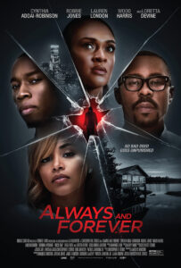 Wood Harris, Lorretta Divine, Lauren London Star in Stalker Thriller 'Always and Forever'