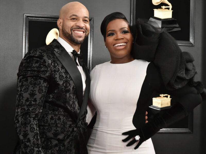 Fantasia Announces That She's Pregnant Amid Fertility Challenges