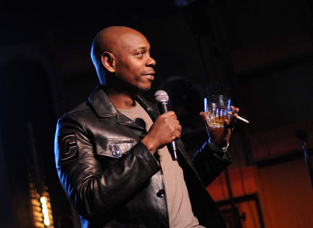 Dave Chappelle to Require COVID-19 Testing Ahead of Upcoming Shows