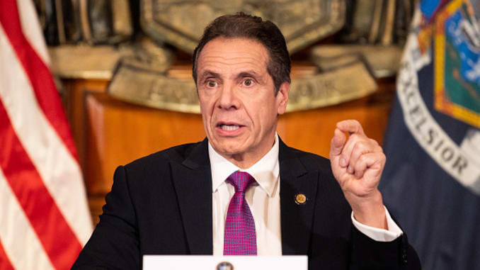 New York Governor Andrew Cuomo Reportedly Green Lights Reopening of Movie Theaters
