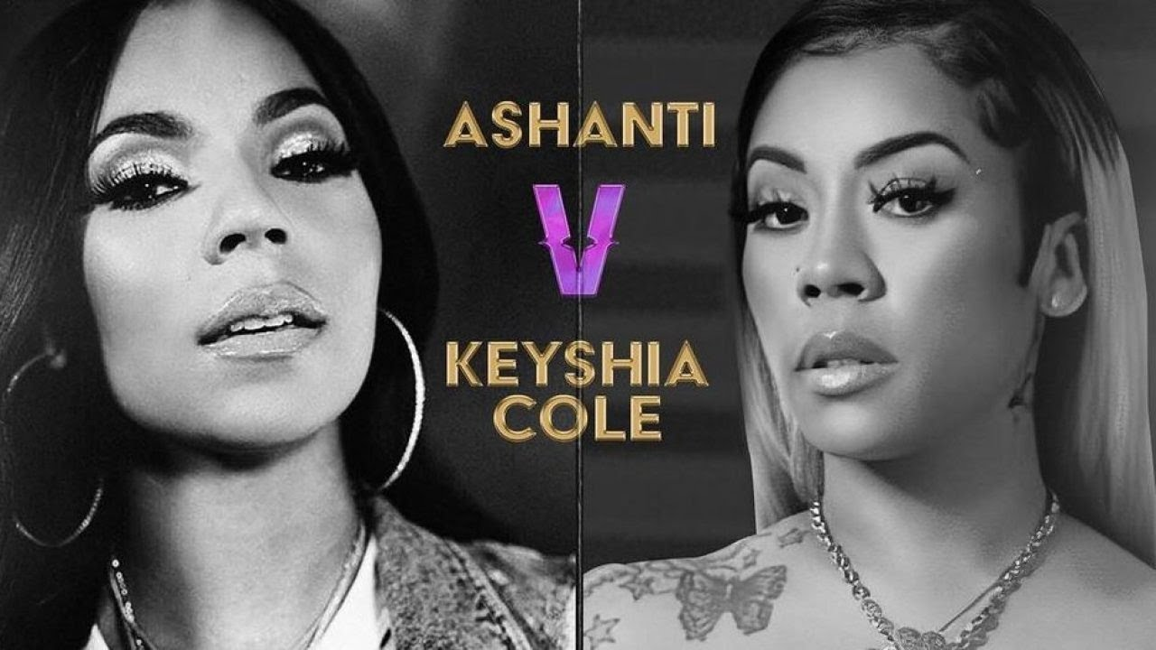 Ashanti and Keyshia Cole Verzuz Battle Postponed Because Ashanti Tested Positive for COVID-19