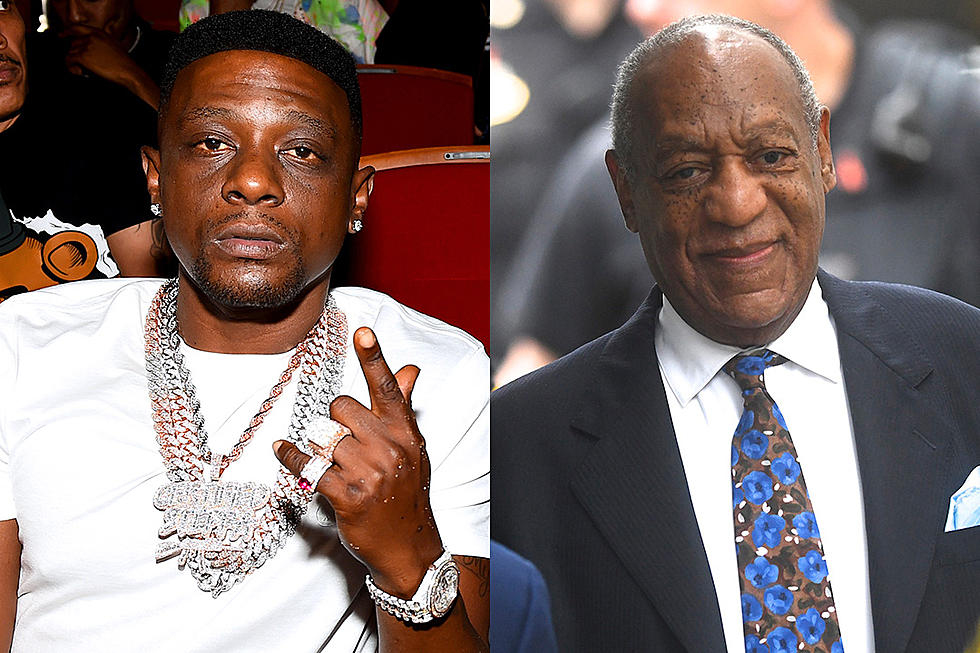 Bill Cosby Thanks Boosie Badazz for Supporting Him