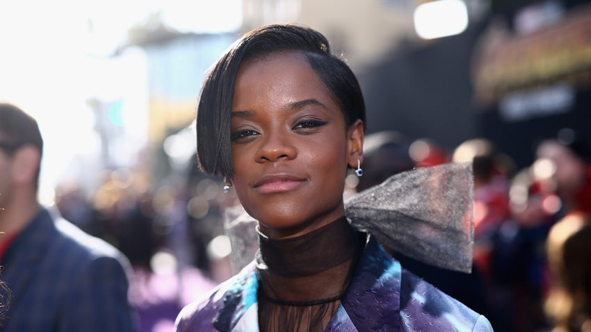 Letitia Wright Released From Hospital With Minor Injuries Following Stunt Rig Incident On-Set of 'Black Panther: Wakanda Forever'