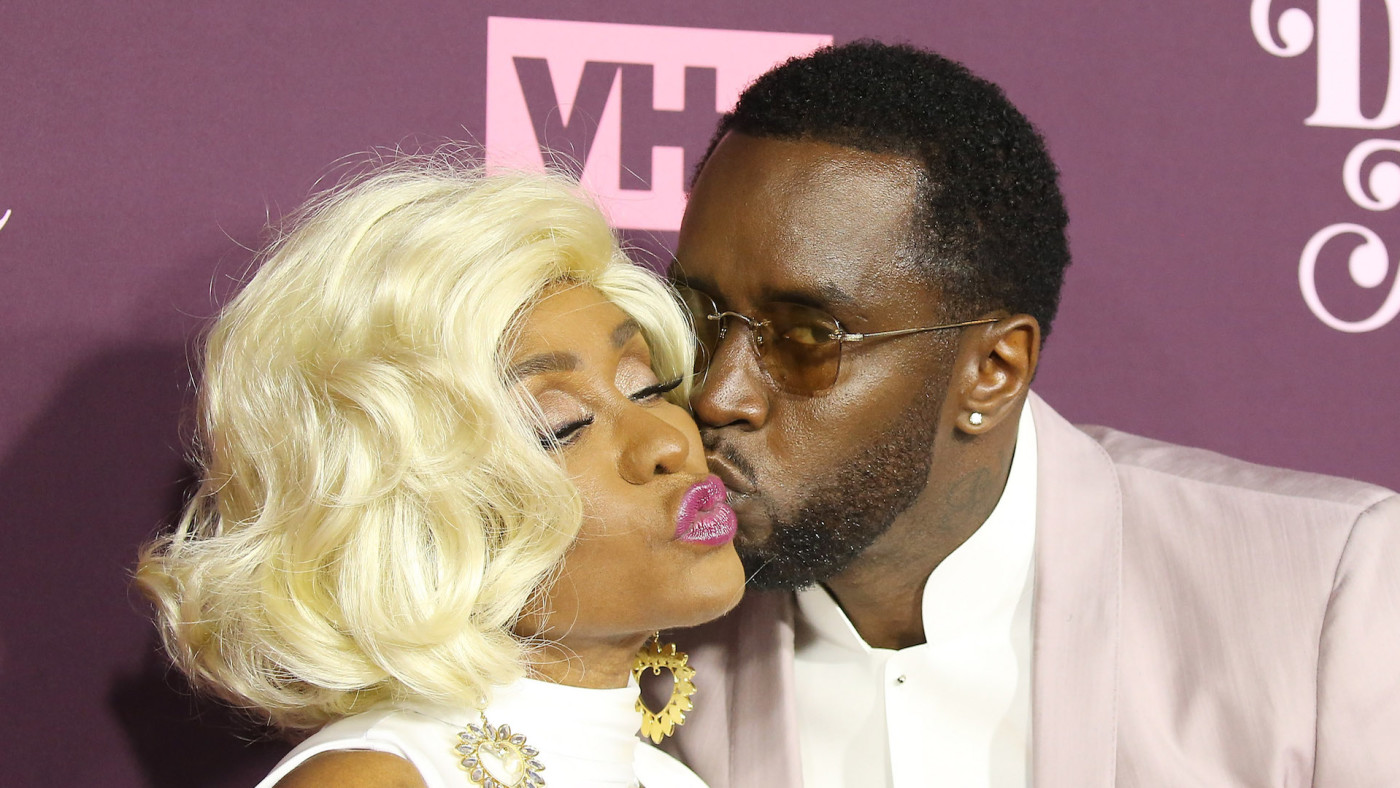 Diddy Gifts His Mother $1 Million Check and Bentley for Her 80th Birthday