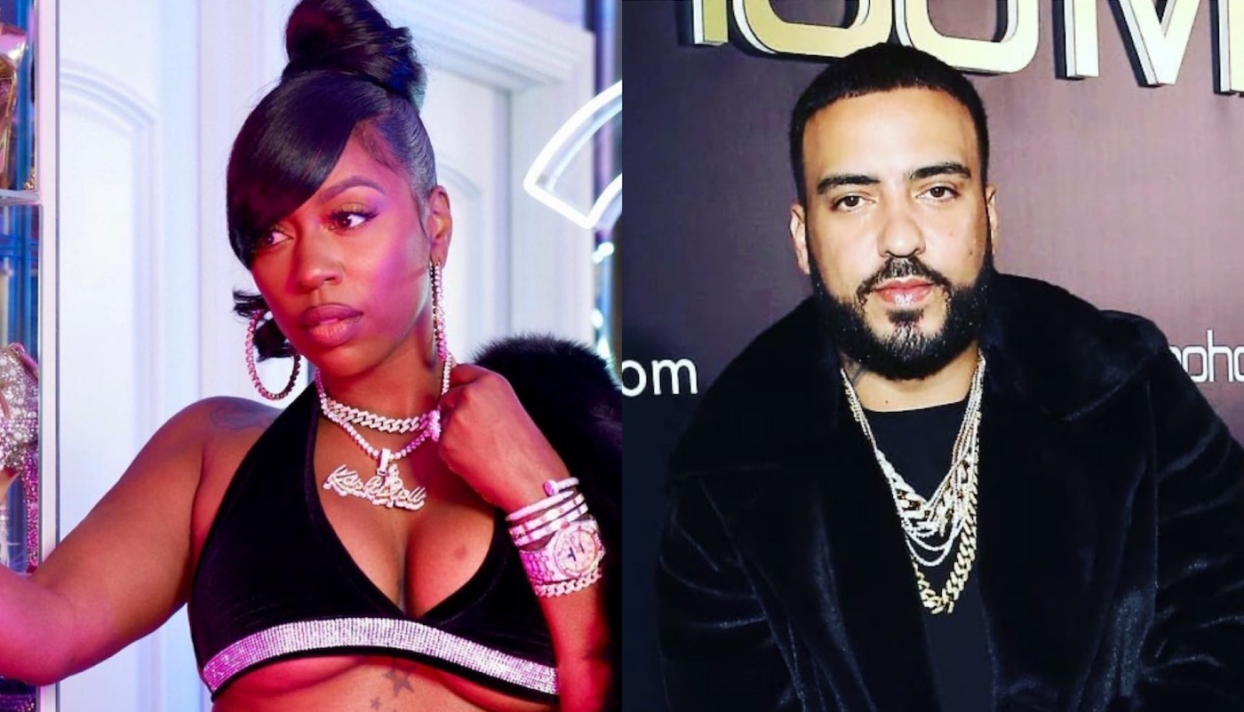 Kash Doll and French Montana Spark Dating Rumors