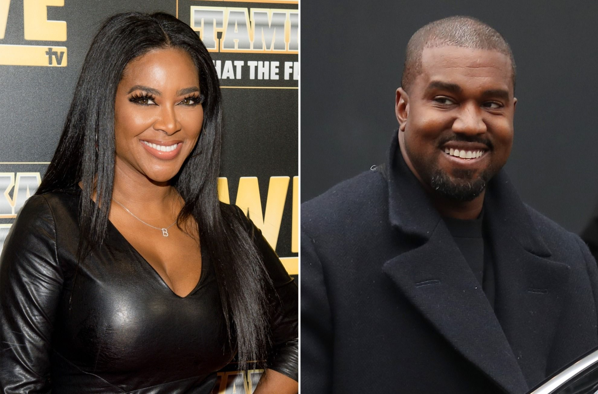 Kenya Moore Recalls Disastrous Date With Kanye West: 'It Was Just The Craziest Thing'