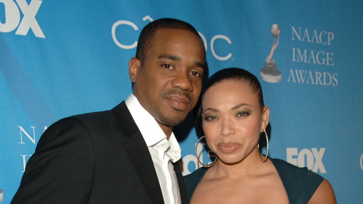 Tisha Campbell's Divorce to Duane Martin is Finalized