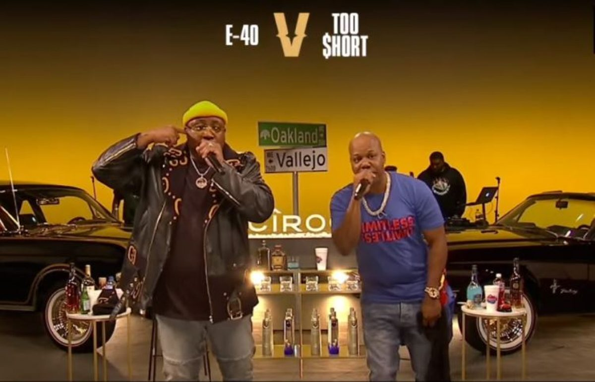 Too Short & E-40's Verzuz Battle Reportedly Cost $500,000 to Produce