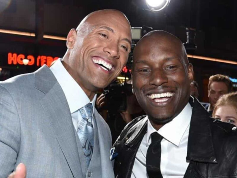 Tyrese Gibson Confirms Beef With Dwayne 'The Rock' Johnson is Over