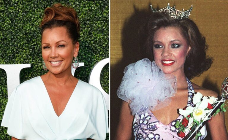 Vanessa Williams, 57, received death threats after becoming the first black Miss America in 1983