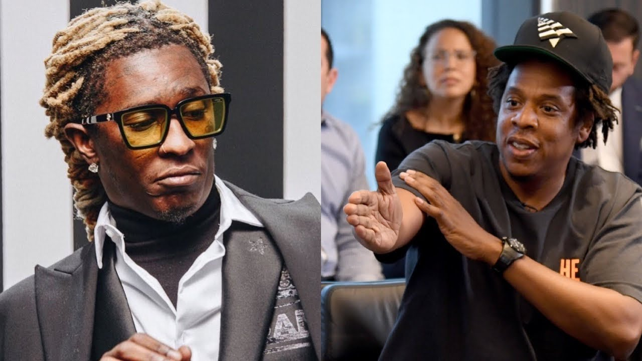 Young Thug Receives Backlash for Alluding He Has a Stronger Catalog Than JAY-Z