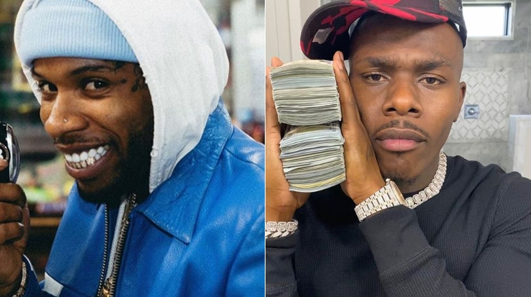 DaBaby Gets Dragged For Upcoming Tory Lanez Collaboration