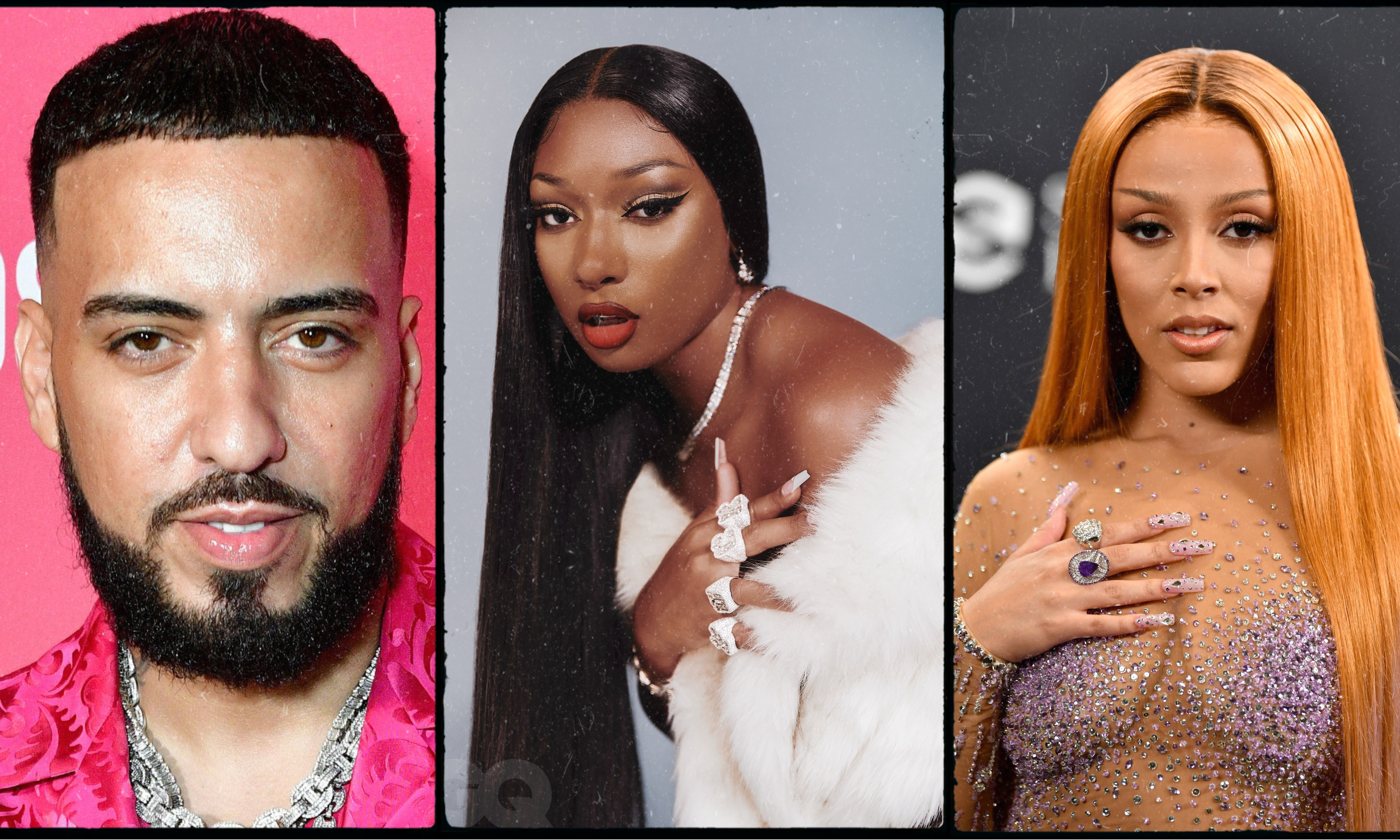 EXCLUSIVE: French Montana to Release a Song Featuring Megan Thee Stallion and Doja Cat