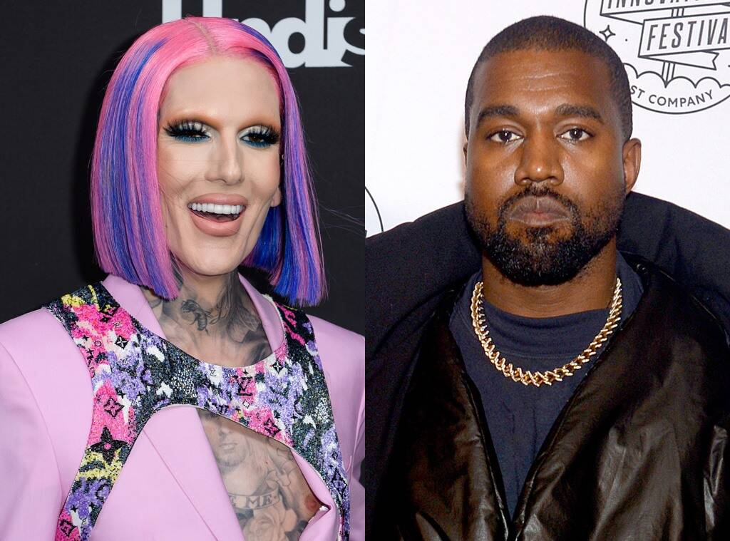 Jeffree Star Denies Having Affair With Kanye West: 'I Like Very Tall Men'