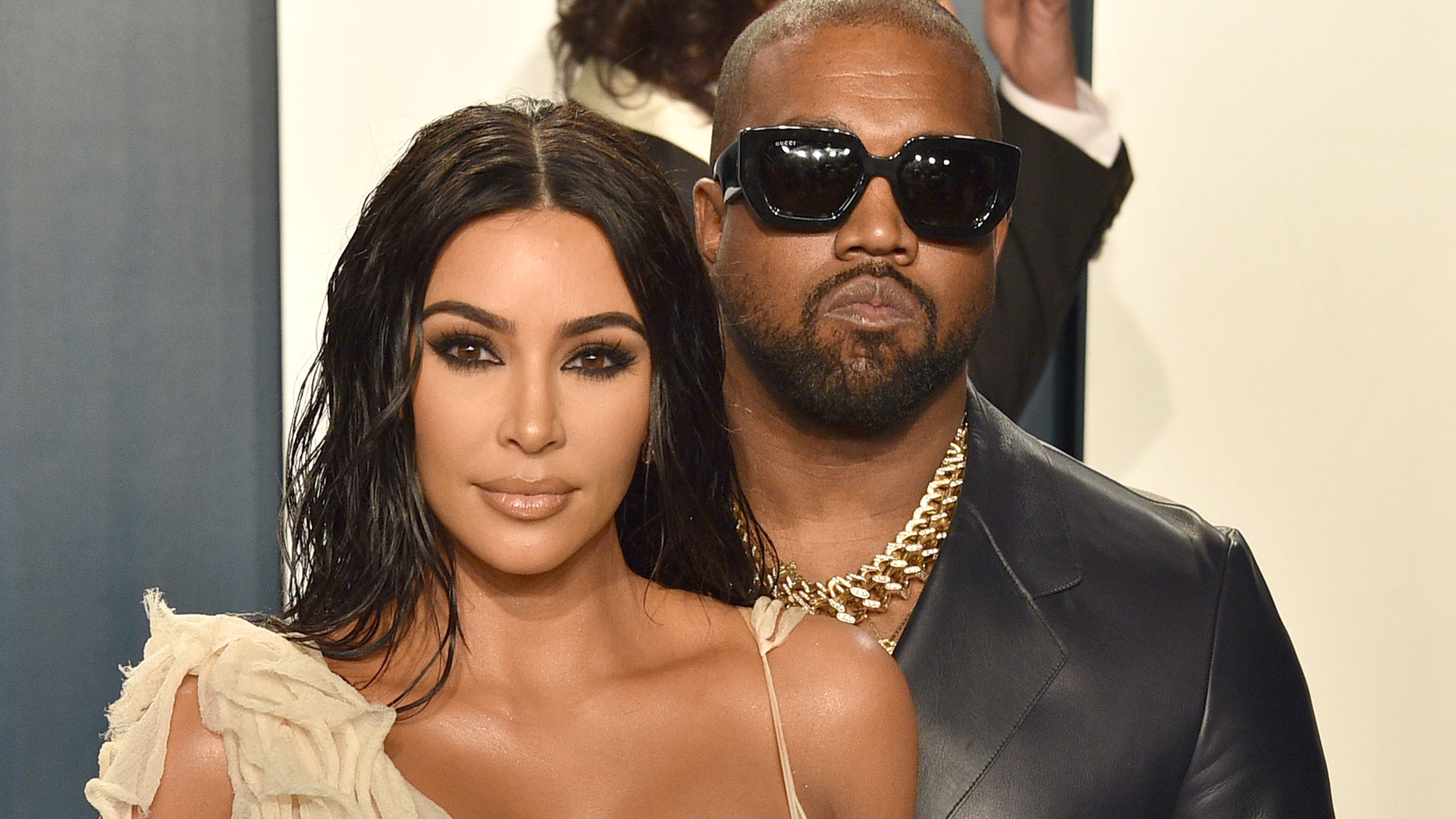 Kanye West Allegedly Changed His Number And Told Kim Kardashian To Reach Him Through Security