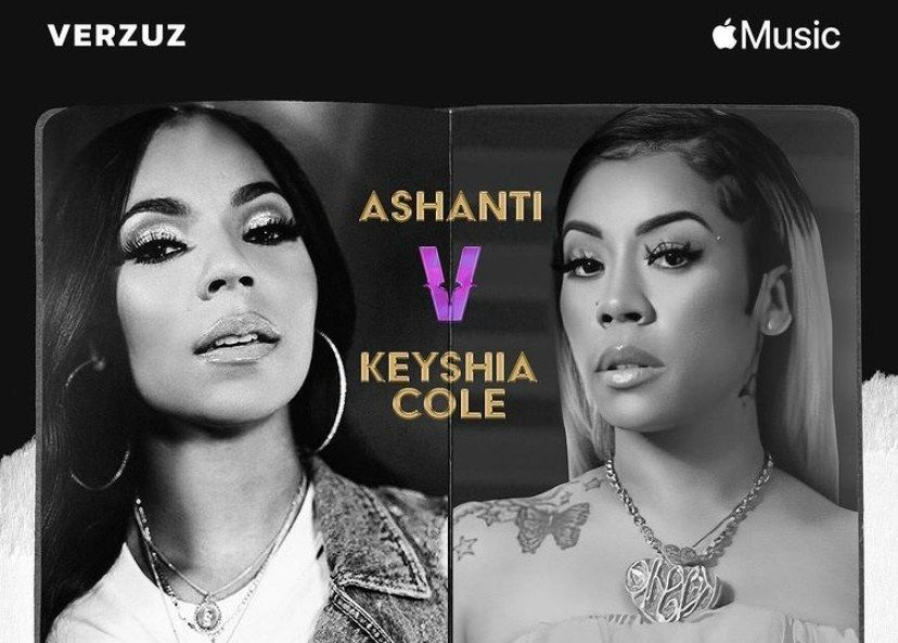Verzuz Effect: Ashanti and Keyshia Cole Pull 11 Million Streams Combined