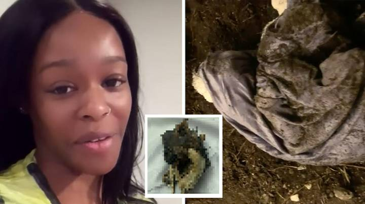 Azealia Banks Literally Digs Up Her Dead Cat To Move With Her To Miami